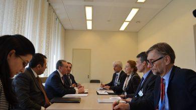 Photo of Զոհրաբ Մնացականյանը հանդիպել է Եվրոպայի խորհրդի գլխավոր քարտուղար Մարիա Պեյչինովիչ Բուրիչի հետ
