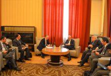Photo of Զոհրաբ Մնացականյանը հանդիպել է Պաղեստինի ԱԳ նախարար Ռիյադ ալ Մալիքիի հետ
