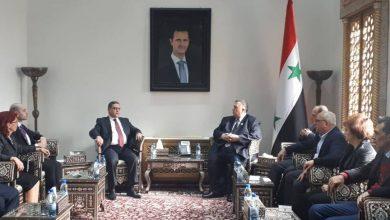 Photo of Սիրիայում Հայաստանի դեսպանը հանդիպել է Սիրիայի խորհրդարանի նախագահի հետ