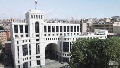 Photo of Заявление Министерства иностранных дел Армении по случаю годовщины антиармянских погромов в Сумгаите