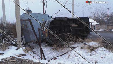 Photo of Զովունիում 6 ավտոմեքենաներ են բախվել իրար, այդ թվում՝ թիվ 269 և 39 երթուղայինները