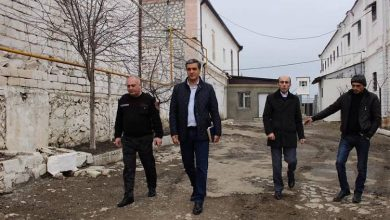 Photo of Հայաստանի եւ Արցախի ՄԻՊ-երն այցելել են Արցախի Ռազմական ոստիկանություն, ՔԿՀ եւ զինհոսպիտալ
