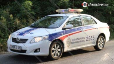 Photo of Խոշոր ավտովթար Երևանում. Հրազդանի կիրճում ճակատ-ճակատի բախվել են Volkswagen Golf-ն ու Opel Astra-ն