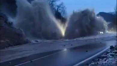 Photo of Վանաձորից դեպի Ալավերդի 21-րդ կմ-ի վրա ջրագծի վթարի պատճառով ճանապարհահատվածը ժամանակավորապես փակ է
