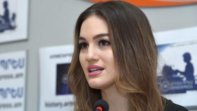Photo of «Всегда мечтала достойно представить Армению на «Евровидении» — греческая певица Атена Манукян