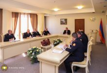 Photo of ՀՀ  ՔԿ նախագահ Հայկ Գրիգորյանը խորհրդակցություն է անցկացրել