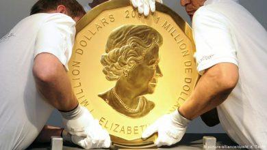 Photo of Берлинский суд вынес приговор похитителям 100-килограммовой монеты