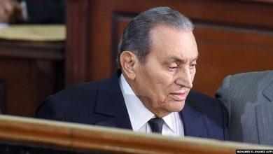 Photo of Умер бывший президент Египта Хосни Мубарак