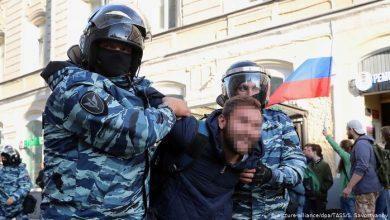 Photo of Участники митингов в России чаще получают реальные сроки