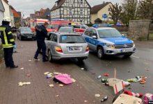 Photo of Число пострадавших при наезде автомобиля в Германии возросло до 50