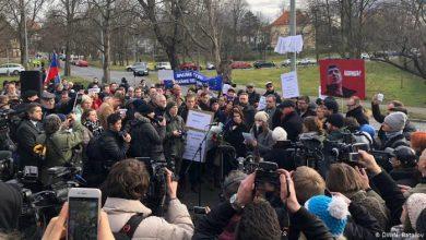 Photo of В Праге появилась площадь Бориса Немцова