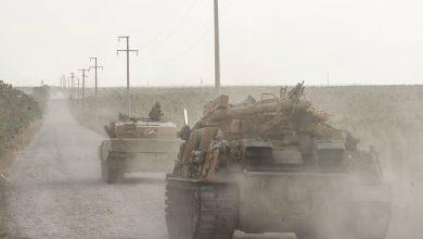 Photo of СМИ: границу с Сирией пересекли около 200 единиц турецкой военной техники