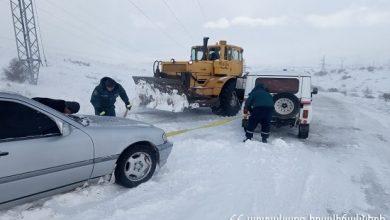 Photo of На территории РА некоторые автодороги всю ночь будут закрыты