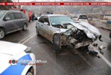 Photo of Սարալանջում բախվում են Porsche Cayenne-ը, Lexus-ն ու BMW-ն