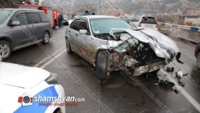 Photo of Տեսանյութ՝ ինչպես է տեղի ունեցել Lexus-ի. Porsche Cayenne-ի և BMW-ի բախումը