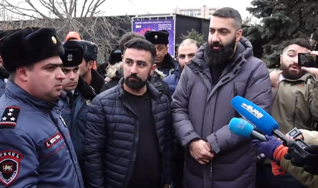 Տեսանյութ.  Շուշան Պետրոսյանը միացել է «Ադեկվադի» ակցիային. Նրանք նամակով դիմեցին Արմեն Սարգսյանին