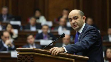 Photo of «Почему, вынося вопрос на референдум, вы перекладываете решение на народ», — лидер парламентской фракции «Просвещенная Армения» Эдмон Марукян
