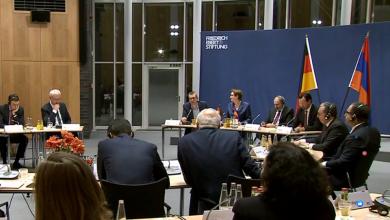 Photo of ՀՀ վարչապետը պատասխանում է Ֆրիդրիխ Էբերտ հիմնադրամում անցկացվող քննարկման մասնակիցների հարցերին