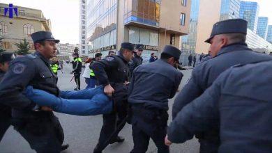 Photo of Ադրբեջանում ձերբակալվել է 55 մարդ, բռնի ուժով ոստիկանությունը ցրել է ընդդիմադիրների ցույցը