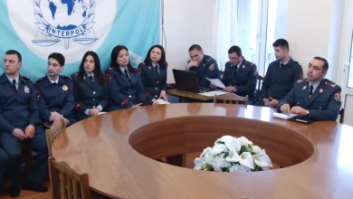 Photo of Հանդիպում-քննարկումներ Հայաստանում Ինտերպոլի ազգային կենտրոնական բյուրոյում