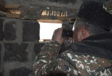 Photo of Զորամասի պահպանության գոտու մարտական հենակետերում անցկացվել են անակնկալ ստուգումներ