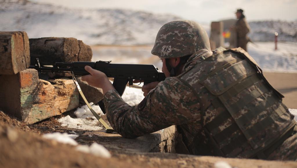 Հայ դիրքապահների ուղղությամբ արձակել է  ավելի քան 1200 կրակոց