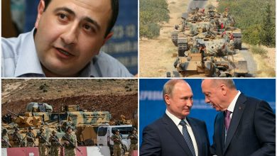 Photo of «Напряженность в российско-турецких отношениях — это не только проблема нашего союзника, но и наша проблема, которая может очень быстро перерасти в реальную угрозу». Р. Мелконян