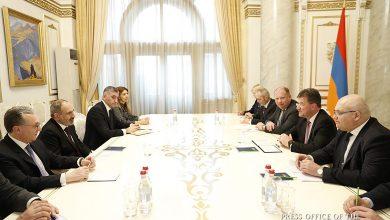 Photo of Հայաստանում Սլովակիայի դեսպանության բացումը կխթանի երկկողմ կապերը. վարչապետն ընդունել է Սլովակիայի արտաքին և եվրոպական գործերի նախարարին