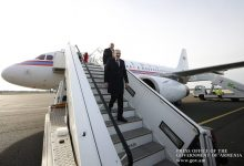 Photo of Վարչապետն աշխատանքային այցով ժամանել է Գերմանիա