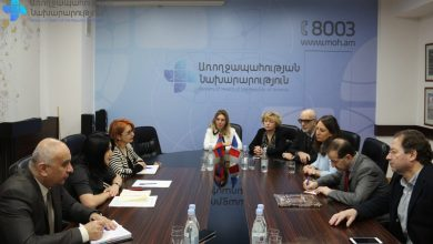 Photo of Պատրաստակամ ենք իրականացնելու փոփոխություններ հոգեբուժության ոլորտում. Լենա Նանուշյան