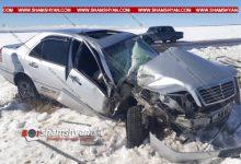 Photo of Խոշոր ավտովթար Գեղարքունիքի մարզում. 23-ամյա պայմանագրային զինծառայողը Mercedes-ով բախվել է փայտե էլեկտրասյանը, տապալել այն և հայտնվել դաշտում