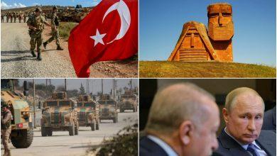Photo of «Էրդողանն արդեն ոչ միայն Հայաստանի ու Արցախի դեմ է դուրս եկել, այլ նաև ԱՄՆ, Ֆրանսիայի և ՌԴ-ի դեմ»