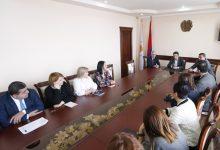Photo of Հայկ Մարությանը ներկայացրել է Նոր Նորք և Աջափնյակ վարչական շրջանների նոր ղեկավարներին