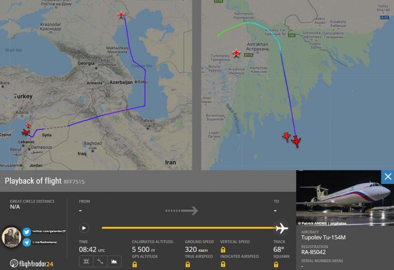 Թուրքիան փակել է իր օդային տարածքը ռուսական ռազմական ինքնաթիռների համար պատճառաբանելով՝ զենք-զինամթերք է տեղափոխվում