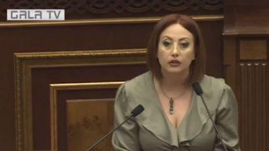 Photo of «Господин Товмасян, кто по ту сторону границы, граждане ли они Армении?», — член парламентской фракции «Мой шаг» Гаянэ Абрамян