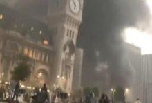 Photo of В Париже горит Лионский вокзал. Подозревают поджог