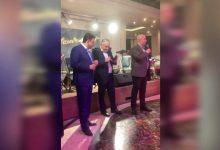 Photo of Ինչպես են Աշոտյանը, Շամազանովը և Արման Սահակյանը երգում Արփինե Հովհաննիսյանի հարսանիքին