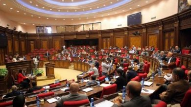 Photo of Ազգային ժողովում ընթանում է կառավարության հետ հարցուպատասխանը . ՈՒՂԻՂ