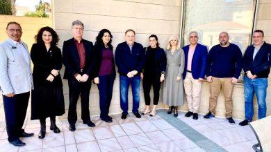Photo of Продолжается рабочий визит заместителя министра иностранных дел в Республику Кипр
