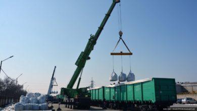 Photo of ՀԿԵ-ն շարունակում է ապահովել երկաթուղային բեռնափոխադրումների իրականացումը