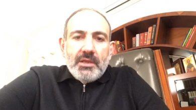 Photo of Пашинян заявил о прекращении занятий в учебных заведениях на неделю из-за коронавируса