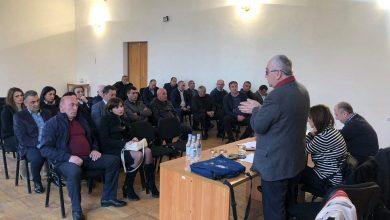Photo of Միավորված համայնքներում տեղի են ունեցել խորհրդակցություններ