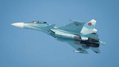 Photo of Военные самолеты Су-30 СМ ВС Армении контролируют воздушное пространство
