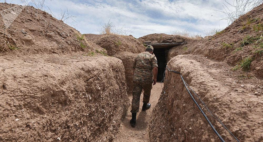 Ադրբեջանցիները գնդացրով կրակ են բացել Իջևանի մարտական դիրքերի ուղղությամբ