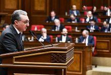 Photo of ՀՀ ԱԳ նախարարի պատասխաններն ԱԺ պատգամավորների հարցերին Ազգային Ժողովում կառավարության հետ հարցուպատասխանի ընթացքում