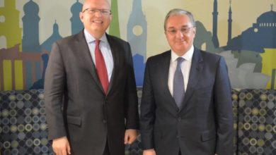 Photo of Տեղի է ունեցել Զոհրաբ Մնացականյանի հեռախոսազրույցը ԱՄՆ պետքարտուղարի Եվրոպական և Եվրասիական հարցերով տեղակալի հետ