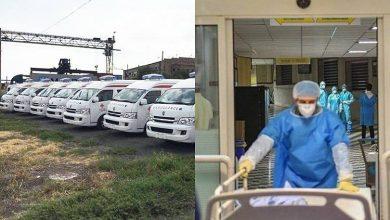 Photo of Մաշտոցի պողոտայով իրար հետեւից սլացել են տասնյակ շտապօգնության մեքենաներ. Առողջապահության նախարարության մեկնաբանությունը. armtimes.com