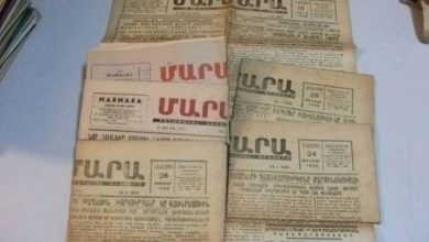 Photo of Թուրքիայի հայկական «Մարմարա» թերթի տպագրությունը ժամանակավորապես կդադարեցվի