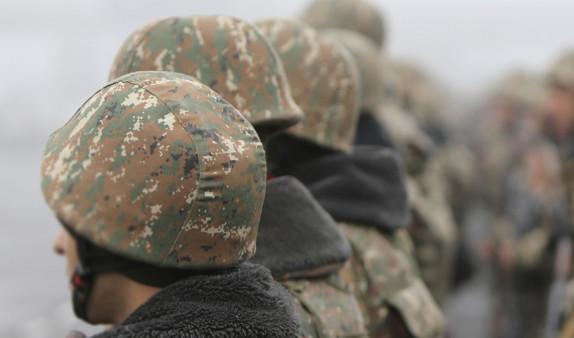 Կորոնավիրուսի վարակ է հայտնաբերվել ևս երկու զինծառայողի մոտ. ՊՆ