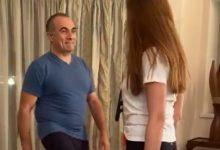 Photo of Ինքնամեկուսացման արդյունքը. Թեւան Պողոսյանը պարում է կնոջ հետ